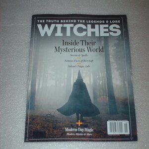 Witches: Inside Their Mysterious World magazine